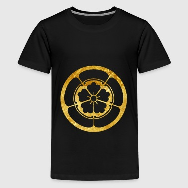 Oda Oda mon gold - Teenage Premium T-Shirt
