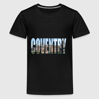 Coventry Großbritannien - Teenager Premium T-Shirt