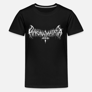 Heavy hakuna death metal - Camiseta premium adolescente