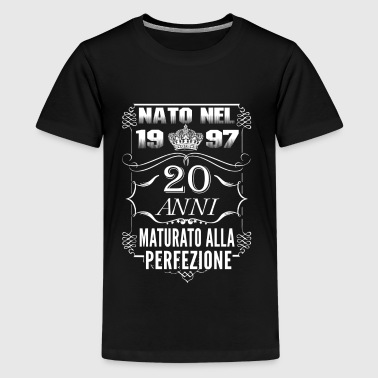 perfection de 1997 à 20 ans - 2017 - il - T-shirt Premium Ado