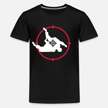 Japan Judo [ Judo ] - Teenager Premium T-shirt