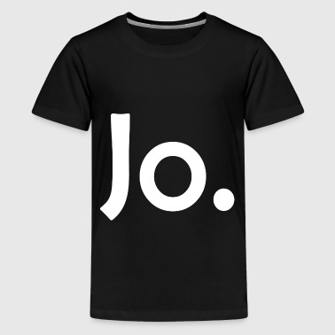 Joe Jo. - Teenager Premium T-Shirt