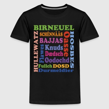 schimpf - Teenager Premium T-Shirt