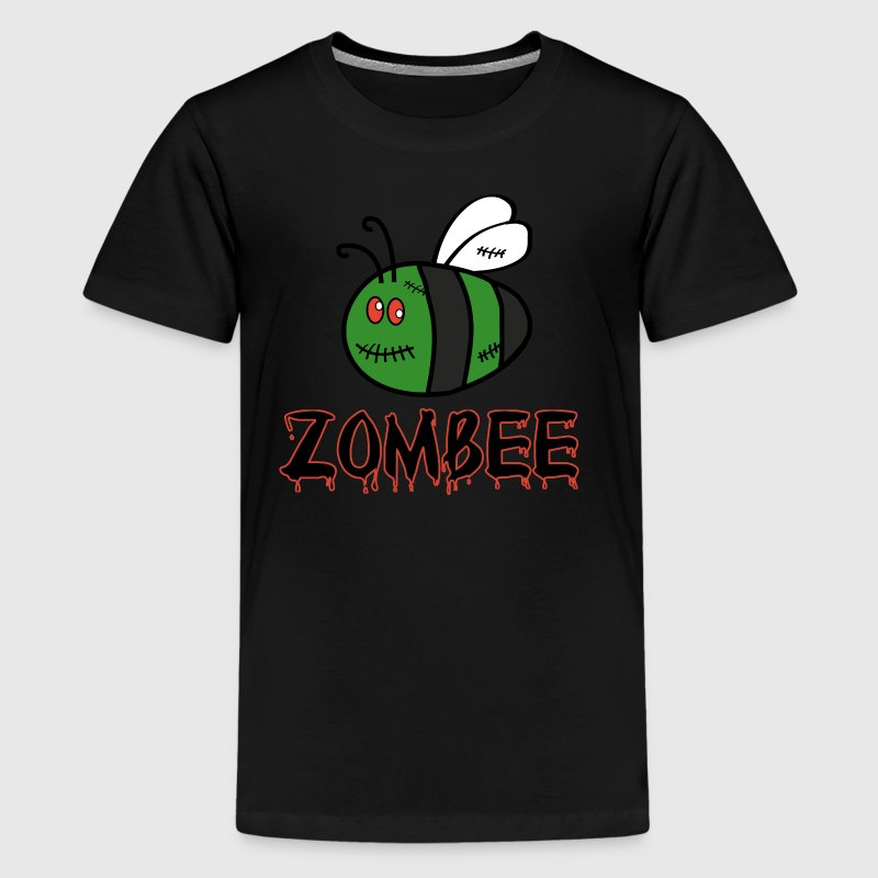 Zombee 1 - Teenage Premium T-Shirt