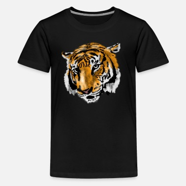 Tijger tiger - Teenager premium T-shirt