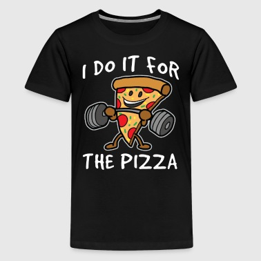 diet - Teenage Premium T-Shirt