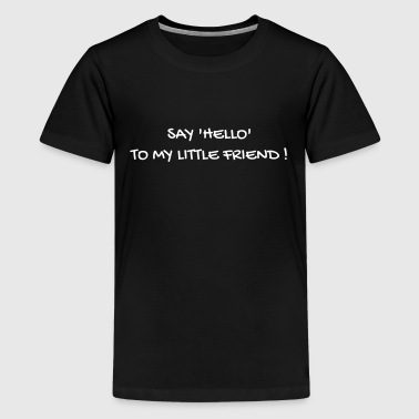 Friends Tv Series Cinema / Film / Zitat / TV-Serie - Teenager Premium T-Shirt