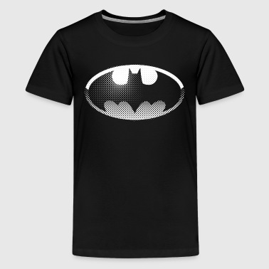 DC Comics Originals Batman Batsymbol Logo - Teenager Premium T-Shirt