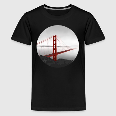 San Francisco - Teenager Premium T-Shirt