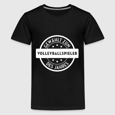 Volleyball / Volleyballspieler / Volleyballer - Teenager Premium T-Shirt