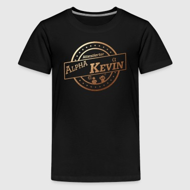 Alpha Kevin - Teenager Premium T-Shirt
