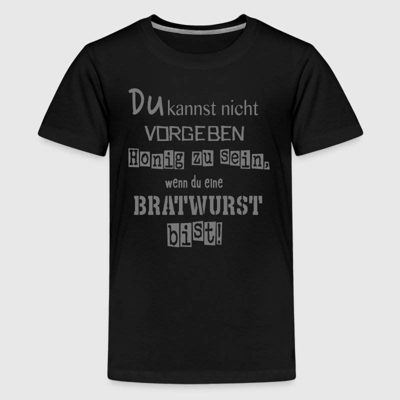 Bratwurst - Teenager Premium T-Shirt
