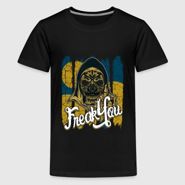 Schnitter - Teenager Premium T-Shirt