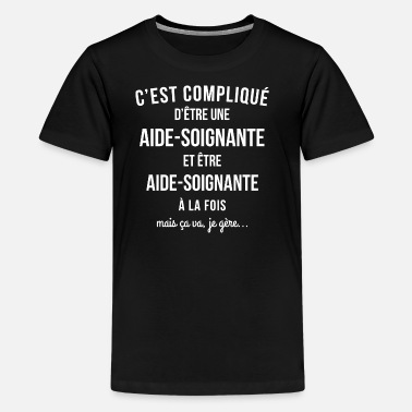 t shirts aide soignante commander en ligne spreadshirt. Black Bedroom Furniture Sets. Home Design Ideas