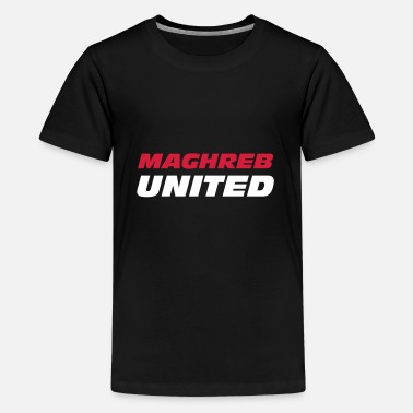 Maghreb-united Maghreb United ! Sweats - T-shirt Premium Ado