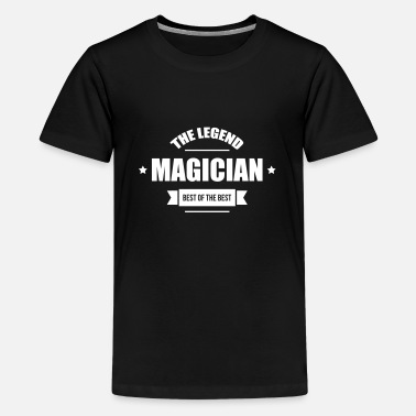 Regalos Magician - Teenager Premium T-Shirt