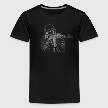 Special Forces - Teenage Premium T-Shirt