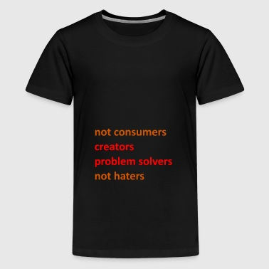 makers - Teenager Premium T-shirt