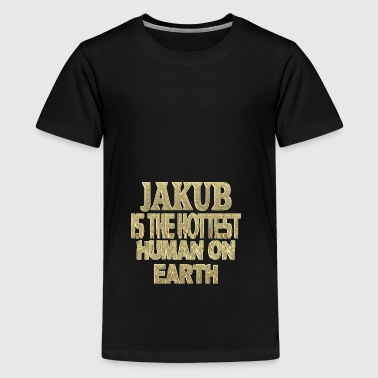 Jakub - Teenager Premium T-Shirt