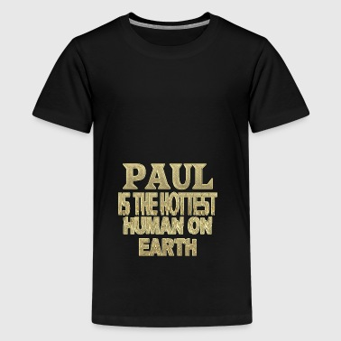 Paul - Camiseta premium adolescente