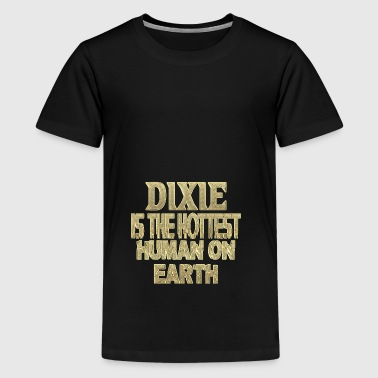 Dixie - Teenage Premium T-Shirt