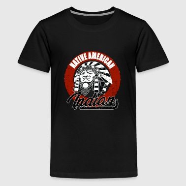 Indianer - Teenager Premium T-Shirt
