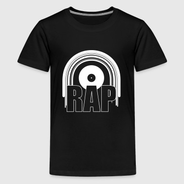 Rap - Teenager Premium T-shirt