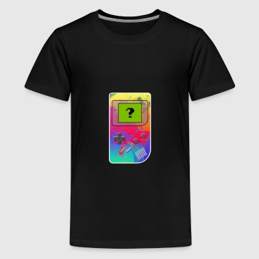 Gameboyisation CB - Teenage Premium T-Shirt
