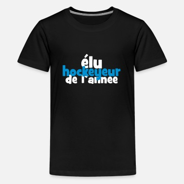 Hockey Enfant Hockey - T-shirt Premium Ado