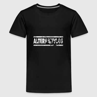 alternative - T-shirt Premium Ado