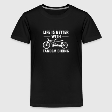 tandem - Teenager Premium T-shirt