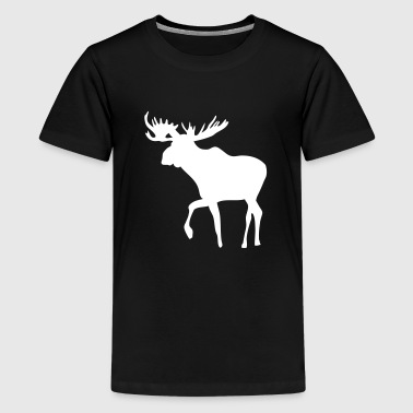 Moose - Teenager Premium T-shirt
