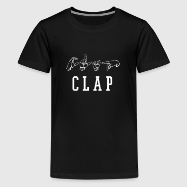 klap - Teenager Premium T-shirt