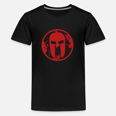 Spartans spartan - Teenage Premium T-Shirt