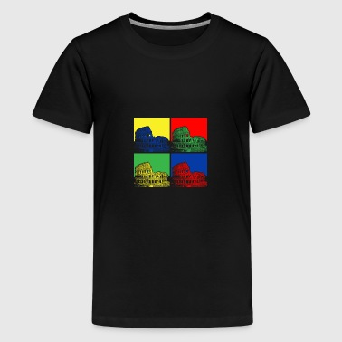 Colosseum - Teenager Premium T-Shirt