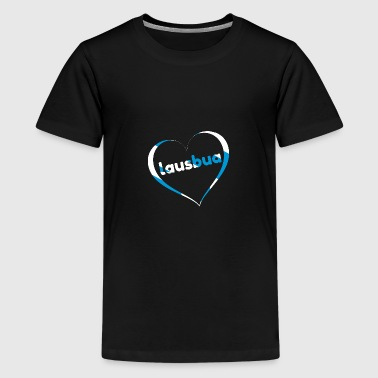 Lausbua - Teenager premium T-shirt