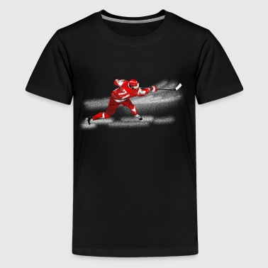 Hockey - Teenager premium T-shirt