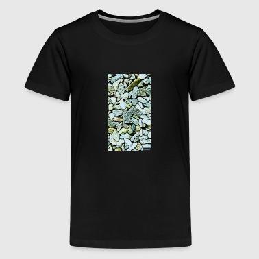 Steine - Teenager Premium T-Shirt