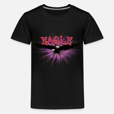 Adler - Teenager Premium T-Shirt