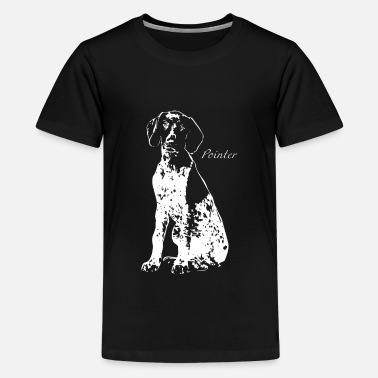 Pointer pointer - Teenage Premium T-Shirt