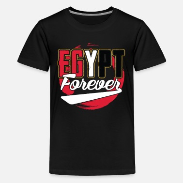 Old Egypt Egypt forever - Teenage Premium T-Shirt