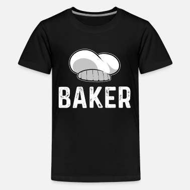 Bager Bagere bager - Premium T-shirt teenager