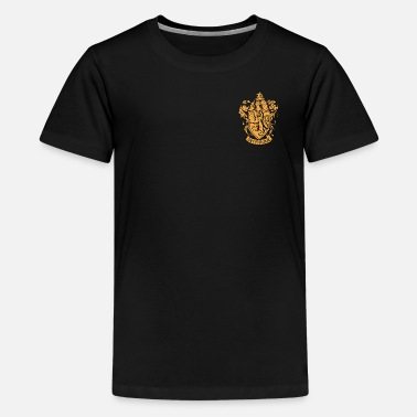 Harry Potter Gryffindor Coat of Arms small - Premium T-shirt tonåring