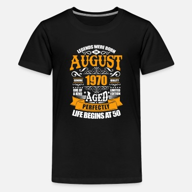 August 1970 - Teenage Premium T-Shirt