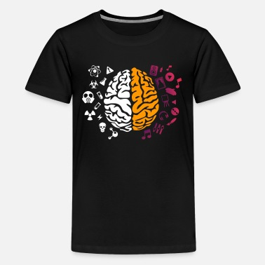 Sind sind - Premium T-shirt teenager