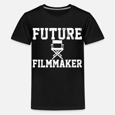 Director Director Director Film Television - Teenage Premium T-Shirt