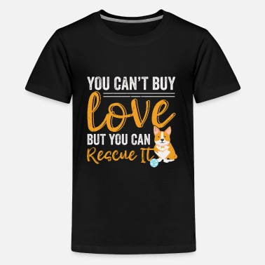 Animal Rescue Animal rescue - Teenage Premium T-Shirt