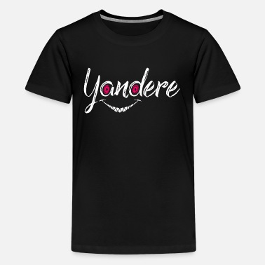 Yandere - Teenager premium T-shirt