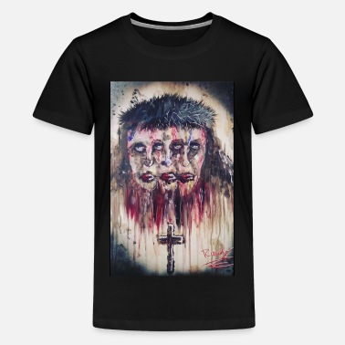 the antichrist - Teenage Premium T-Shirt