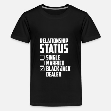 Status Relationship status - Teenager Premium T-Shirt